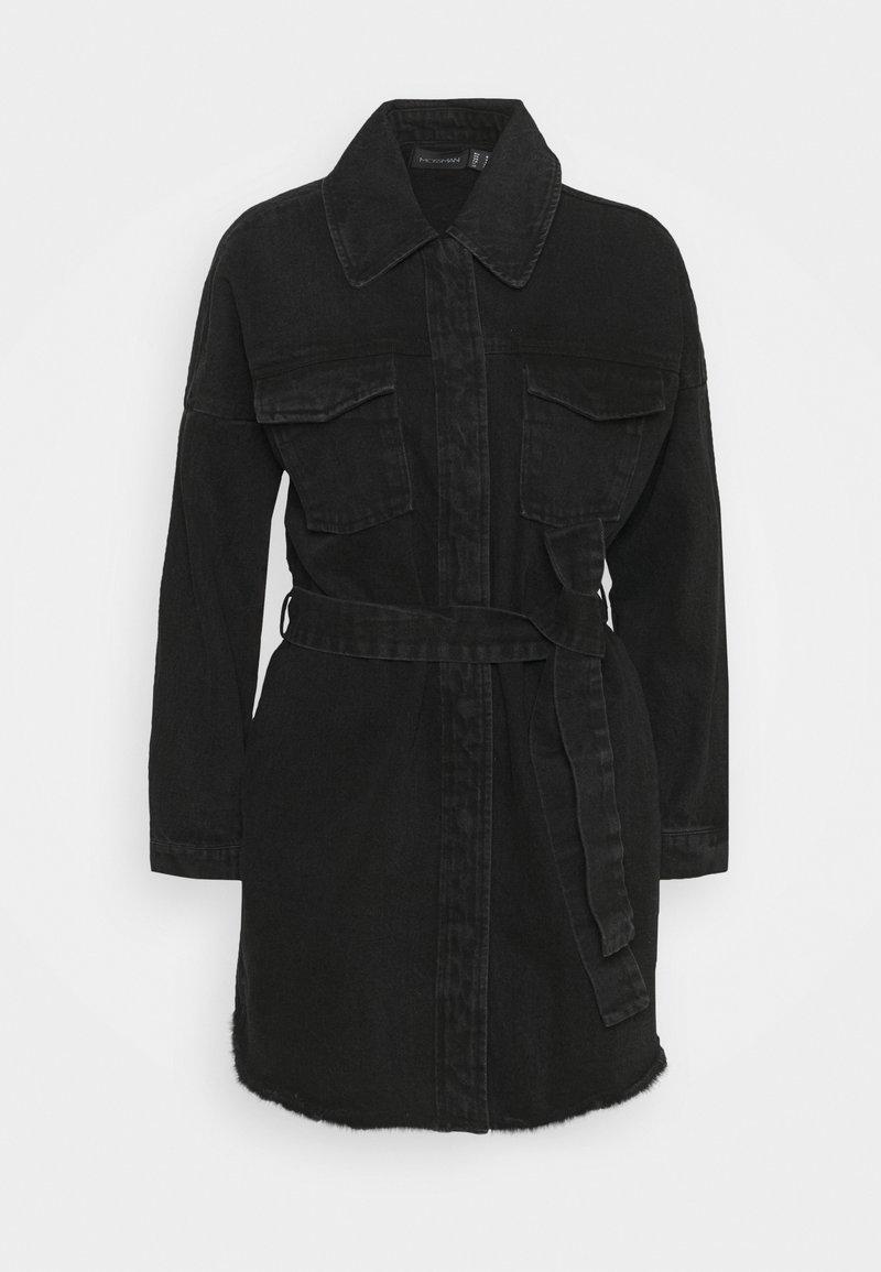 Mossman - THE SOLITARY DRESS - Denim dress - denim