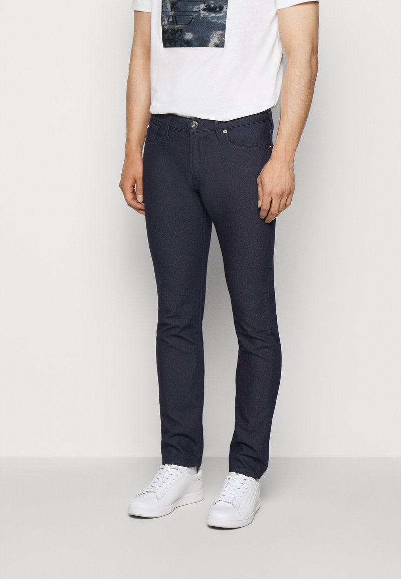Emporio Armani - Slim fit jeans - blue