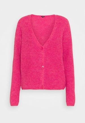 Cardigan - mild pink