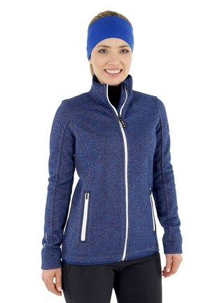 WALK  - Zip-up hoodie - dk.blau