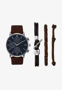 YOURTURN - SET - Watch - cognac - 1