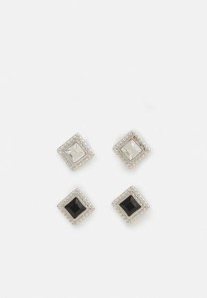 2 PACK UNISEX - Korvakorut - silver-coloured