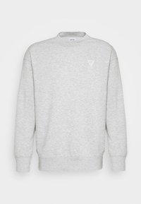 UNISEX - Collegepaita - mottled light grey