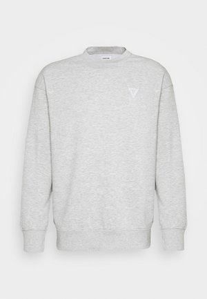 UNISEX - Sweatshirt - mottled light grey