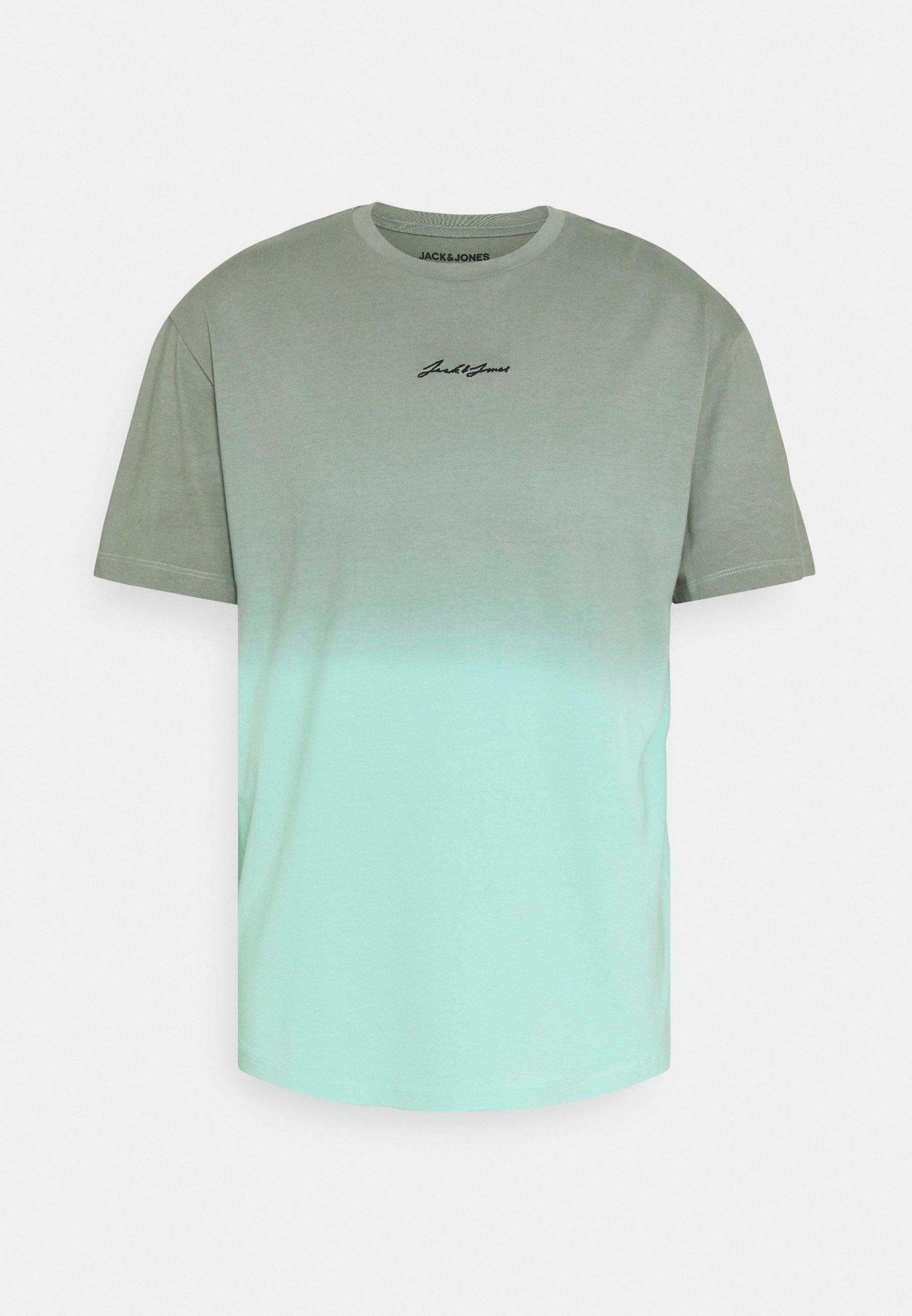 Men JORFADS TEE CREW NECK - Print T-shirt