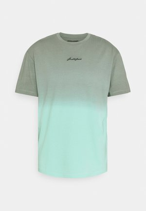 JORFADS TEE CREW NECK - T-shirt med print - griffin