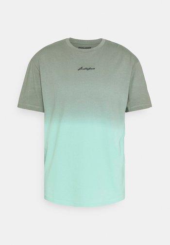 JORFADS TEE CREW NECK - T-shirt print - griffin