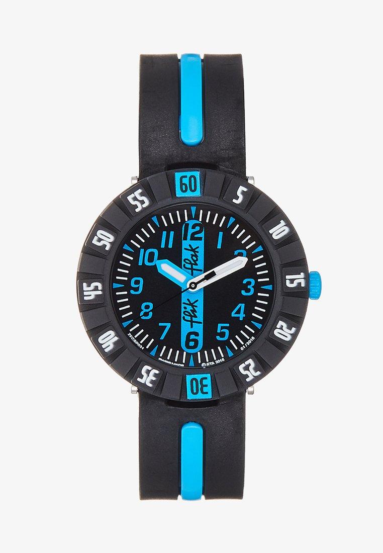 Flik Flak - COLOUR AHEAD - Watch - schwarz