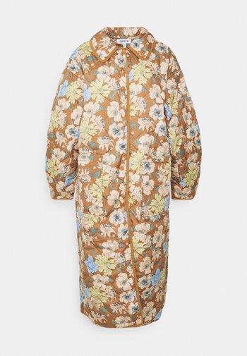 MALLORY COAT - Classic coat - orange