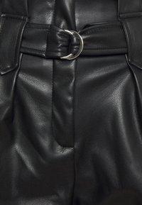 Noisy May - NMDUST MILLA - Shorts - black - 4