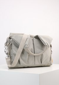 Lässig - NECKLINE BAG ECOYA® - Luiertas - sand - 2