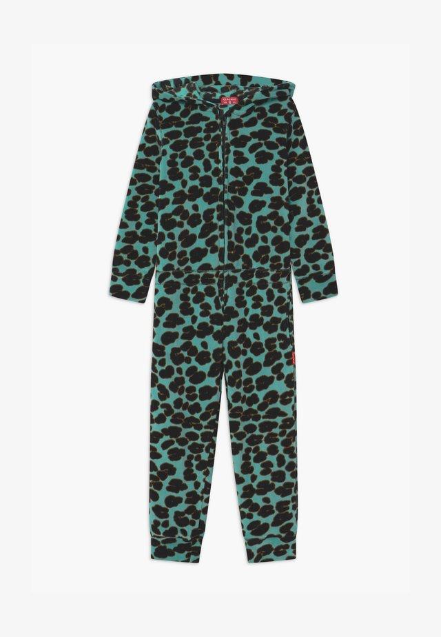 GIRLS ONESIE - Pyjama - turquoise