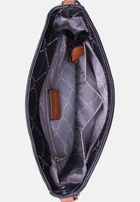 Tamaris - ANASTASIA - Across body bag - black - 4