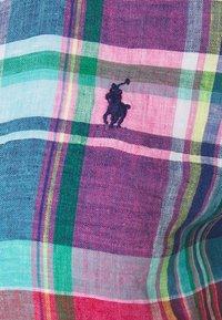 Polo Ralph Lauren - PLAID - Button-down blouse - pink/blue - 8