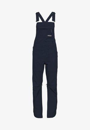 AVALON BIB  - Spodnie narciarskie - dress blue
