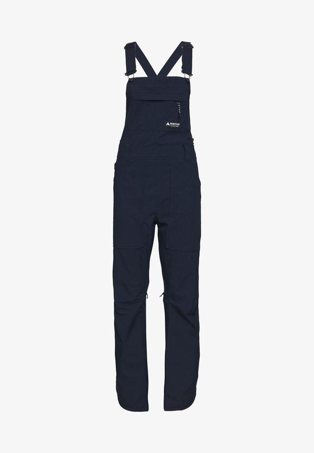 AVALON BIB  - Pantalon de ski - dress blue