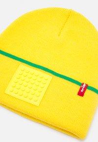 Levi's® - LEGO BEANIE SET UNISEX - Mössa - yellow - 3