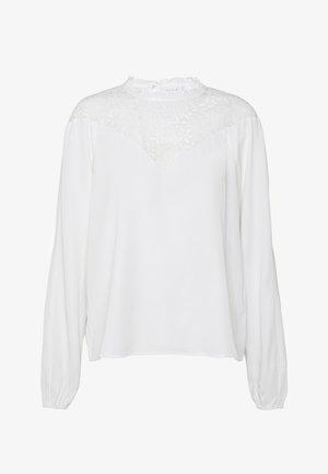 VISUVITA  - Bluse - white alyssum