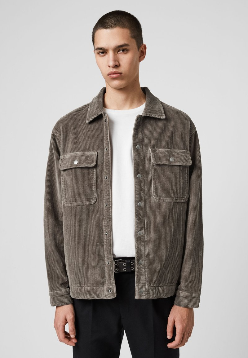 AllSaints - Summer jacket - grey