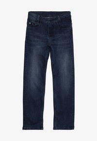BOSS Kidswear - Jeans straight leg - stone pulverisation - 3