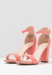 Madden Girl - BEELLA - High heeled sandals - coral - 4