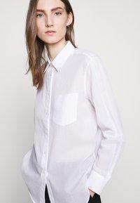 Filippa K - DAPHNE - Button-down blouse - white - 3
