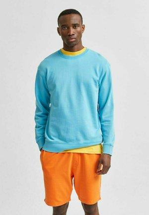 SLHRELAXLUIS - Sweatshirt - horizon blue