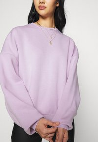 Nly by Nelly - PERFECT CHUNKY - Sweatshirt - light purple - 4