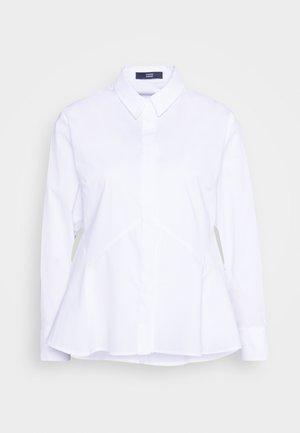 CLEMANDE BLOUSE - Button-down blouse - white