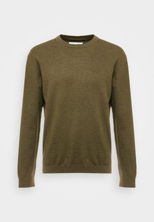 GEES - Pullover - dark olive