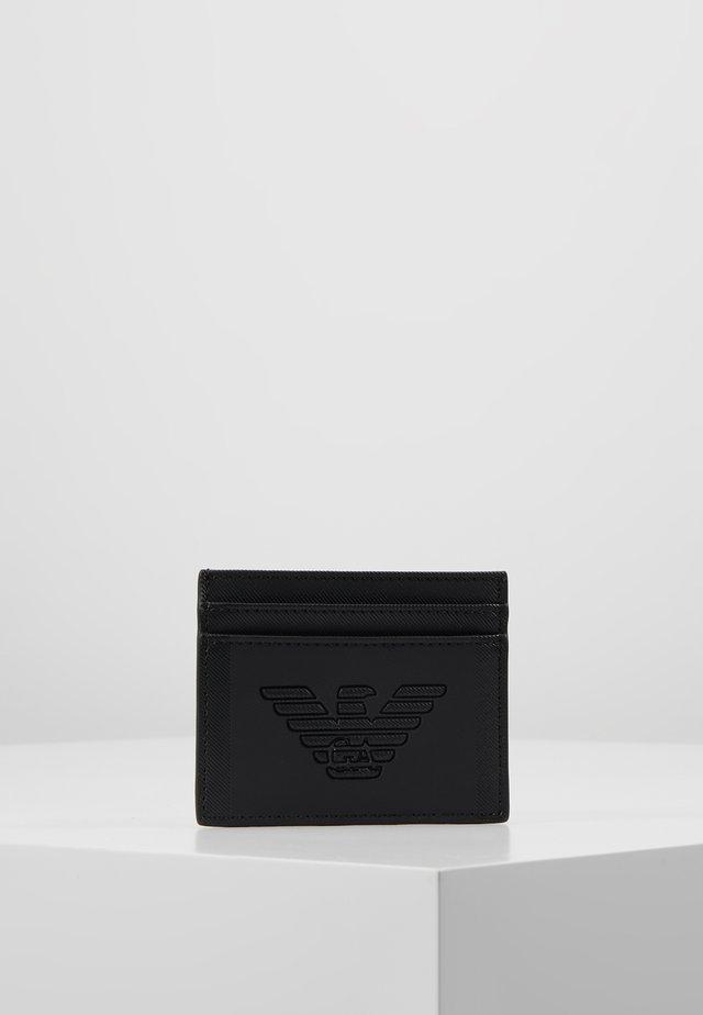UNISEX - Geldbörse - black