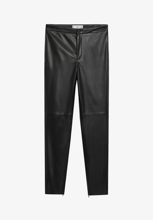 LONDONPU - Trousers - black