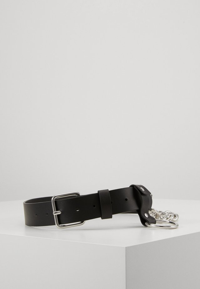 CHRIS BELT - Belt - black