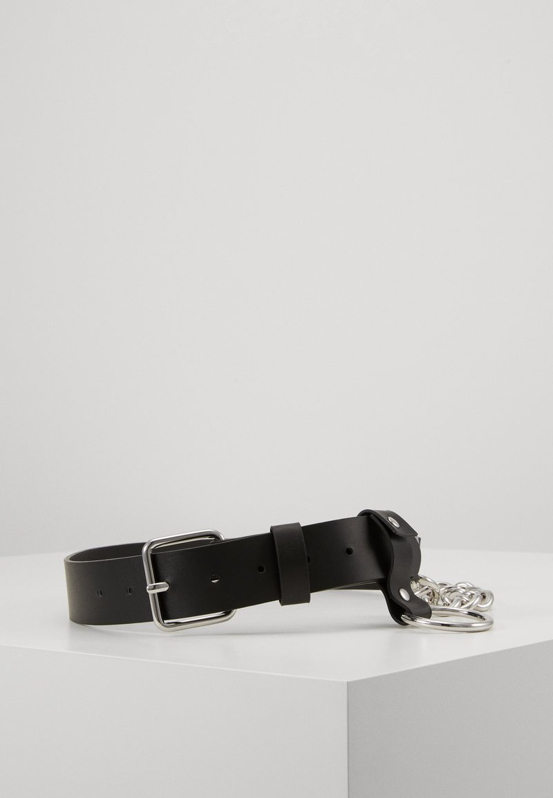 Weekday - CHRIS BELT - Belte - black
