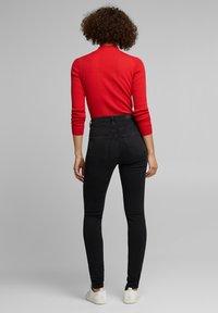 Esprit - Jeans Skinny Fit - black dark washed - 2