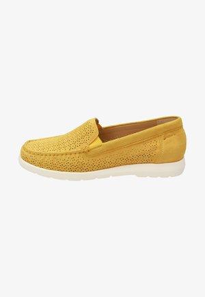 Mocassins - gelb