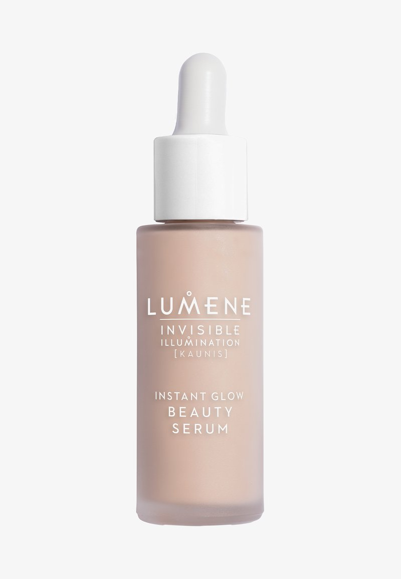 Lumene - INSTANT GLOW BEAUTY SERUM 30ML - Foundation - universal light