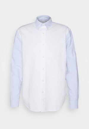 OXFORD - Skjorta - white stripe