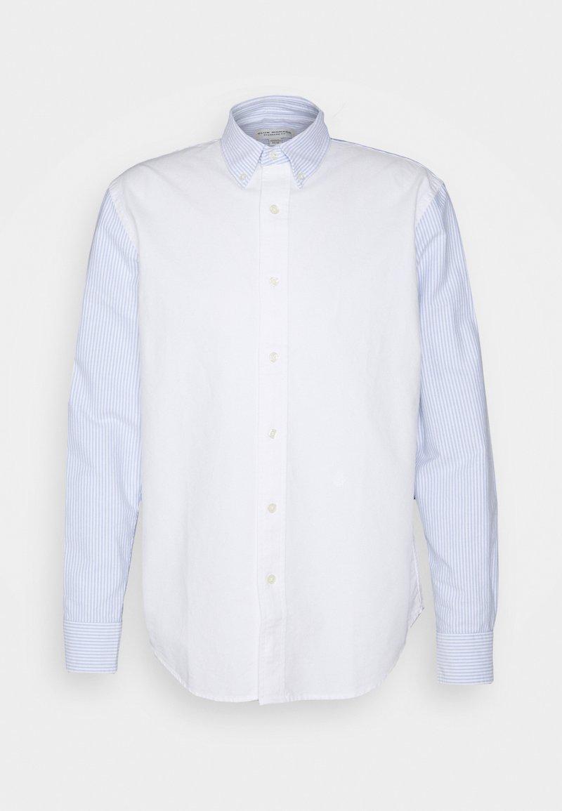 Club Monaco - OXFORD - Shirt - white stripe