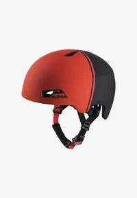 Alpina - HACKNEY - Helmet - charcoal-red (a9743.x.11) - 0