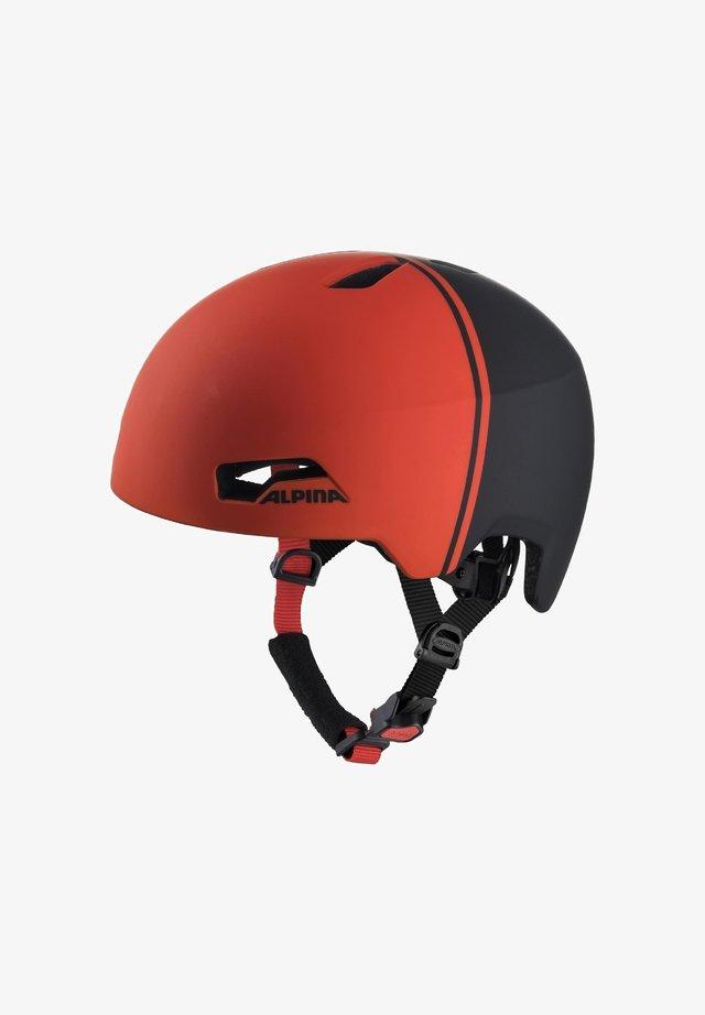 HACKNEY - Helmet - charcoal-red (a9743.x.11)