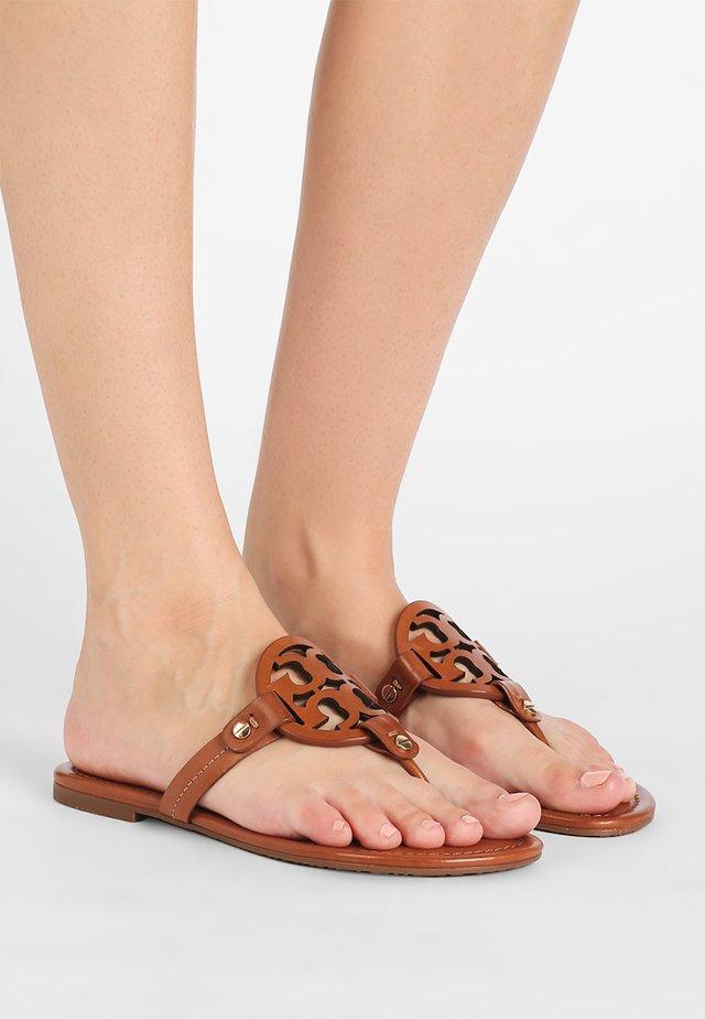 MILLER - T-bar sandals - vintage