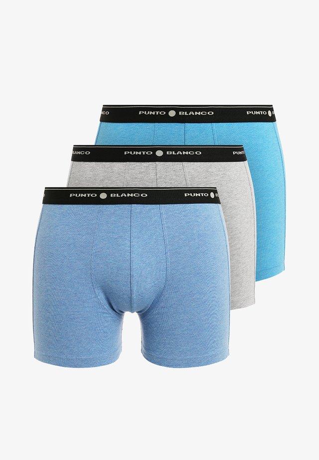 3 PACK - Panties - turquoise