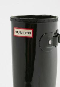 Hunter ORIGINAL - Gummistövlar - dark olive - 2