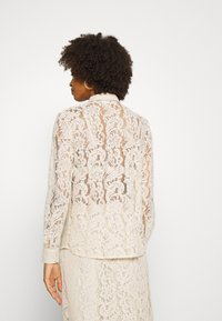 Rosemunde - Skjorte - whisper beige - 2