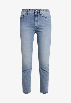 MEG - Straight leg jeans - light blue