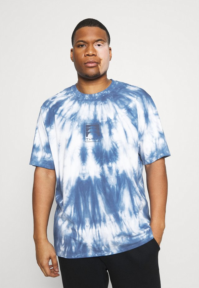SUNRISE - T-shirt imprimé - vintage blue