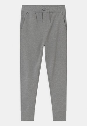 NKMVASIMO - Tracksuit bottoms - grey melange
