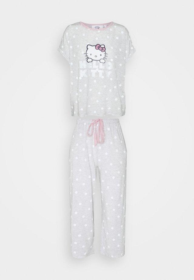 DOTS - Pyžamo - grey