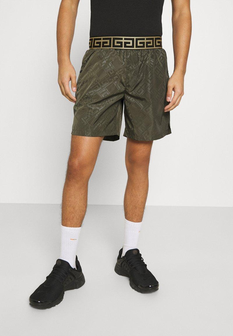 Glorious Gangsta - ETIO - Shorts - khaki